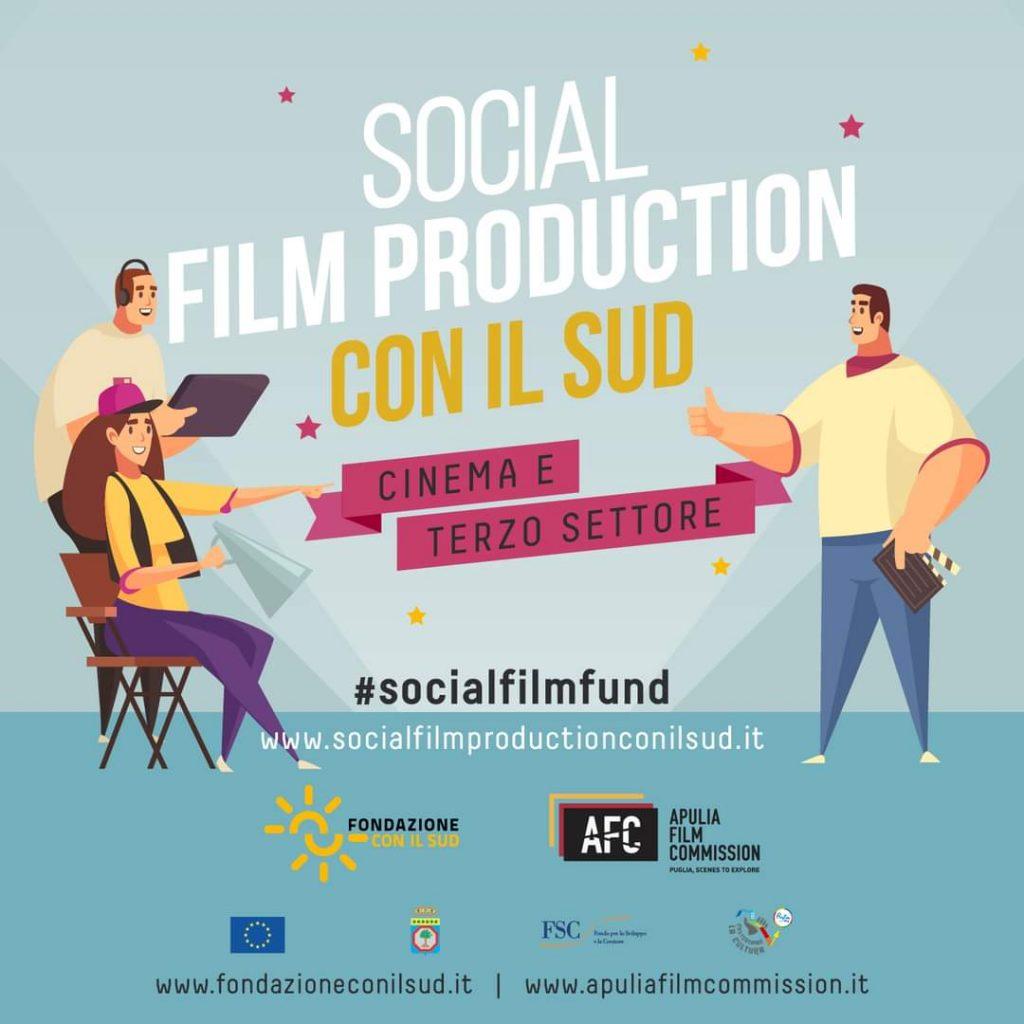 Social film production con il sud - Fondazione Picentia